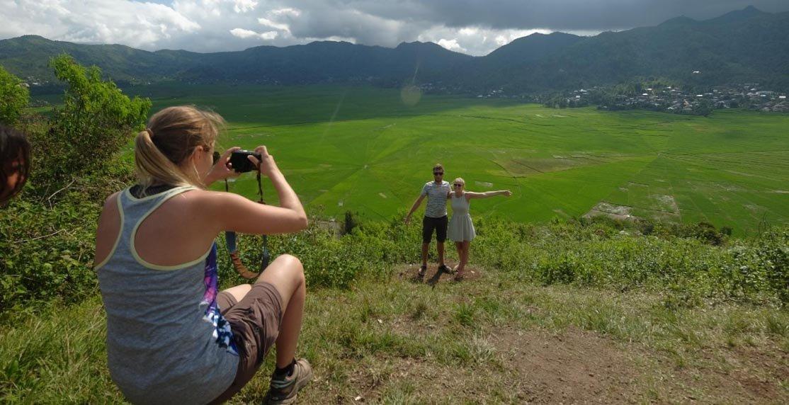 Cancar ricefield