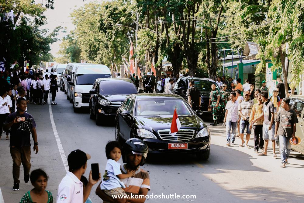 Jokowi Ke Labuan Bajo