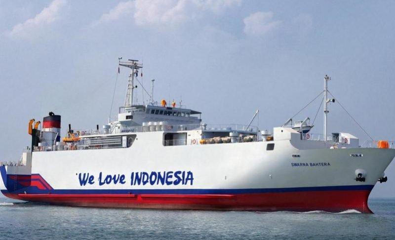 Swarnabahtera RO-RO Surabaya Labuan Bajo - Ende