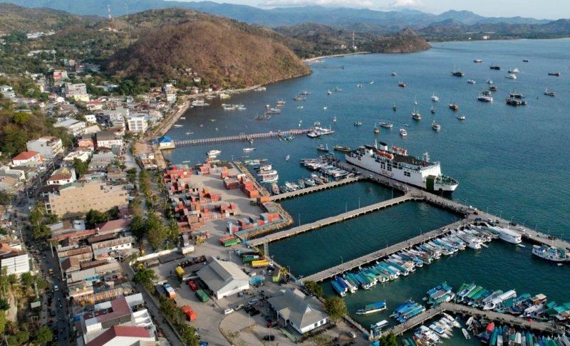 Pelabuhan Tilong