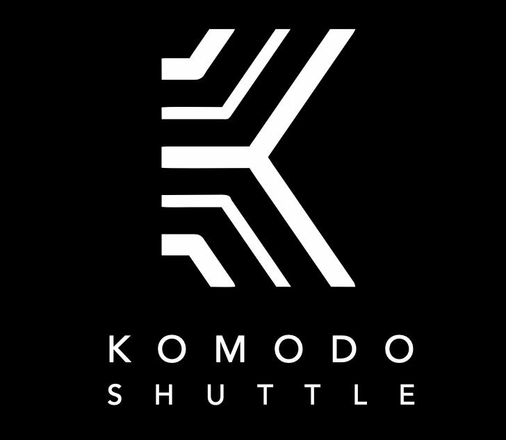 Logo Komodo Shuttle
