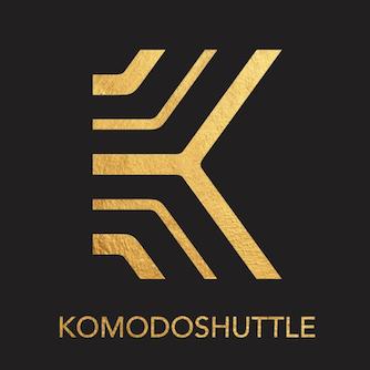 Komodoshuttle Logo